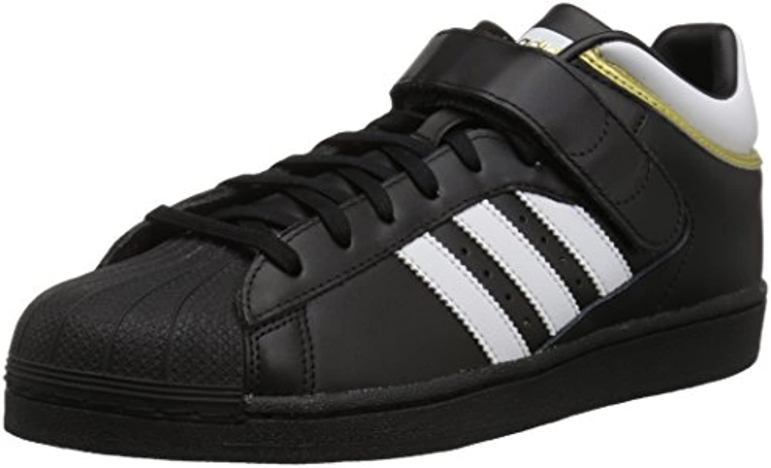 noir les shell originals pro or 7 blanc baskets adidas nYnTz