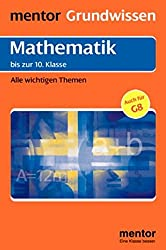Mentor Grundwissen, Mathematik