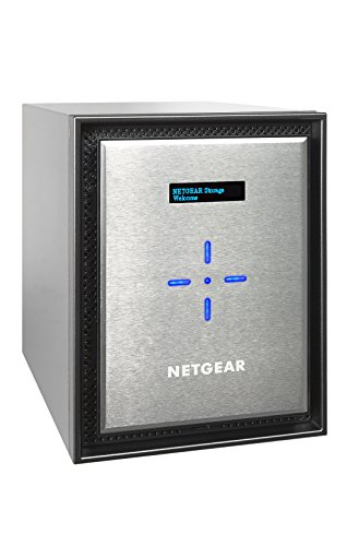 Netgear RN526X00-100NES ReadyNAS 526X, Diskless