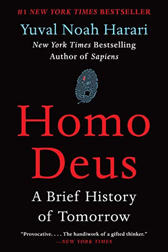 Homo Deus: A Brief History of Tomorrow (English Edition) eBook ...