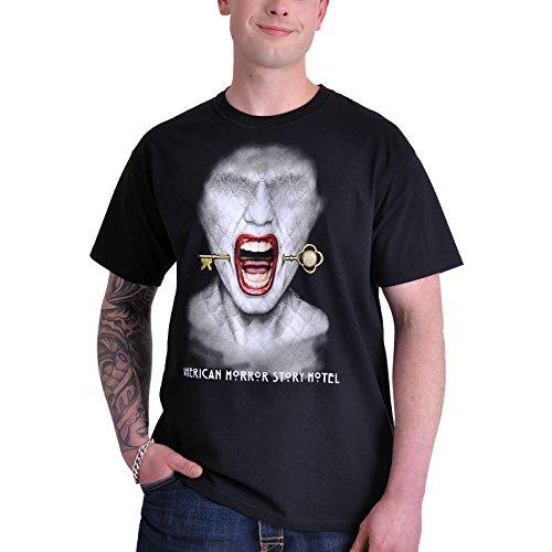 American Horror Story Key T-Shirt schwarz M