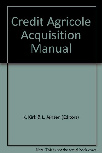 credit-agricole-acquisition-manual