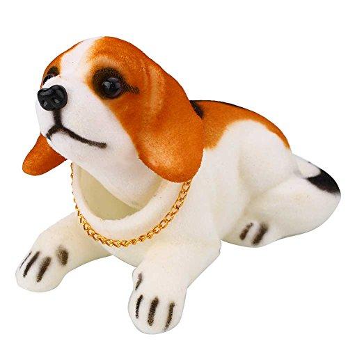 ing Nicken Nodder bewegen Wackelkopf Hund Auto-Haus-Innendekor-Puppe Spielzeug Schön Weich Plüsch Wippenden Nicken Nodder Umzug Innendekor-Puppe Spielzeug Hundeverzierungen ebay ()