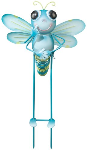 Regal Art & Gift 10003 Dragonfly Garden Stake, Small
