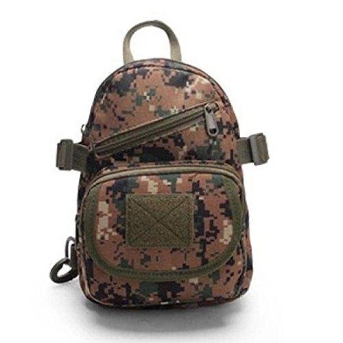 BULAGE Bag Militär Taktisch Rucksäcke Männer Und Frauen Die Schultern Wasserdicht Multifunktional Outdoor Reisen Sport Brusttasche Camping BC