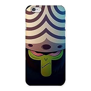 Cute Premier Moj Multicolor Back Case Cover for iPhone 6 6S