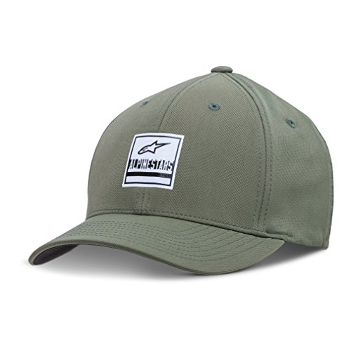 Alpinestars Herren Stated Hat, Military Green, LXL