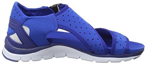 Blink Bcoin-sandall, Sandales ouvertes femme Bleu - Blau (74 Cobalt)