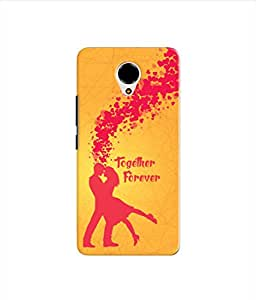Kaira High Quality Printed Designer Soft Silicon Back Case Cover For Lava Iris X1 Selfie (Togetherforever)