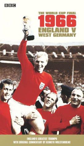 Preisvergleich Produktbild 1966 World Cup Final [VHS] [UK Import]
