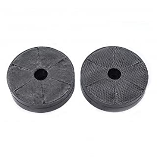 Set of 2Carbon Filter for Extractor Hood Ariston Indesit Hotpoint–c00298188