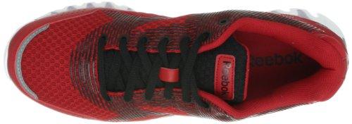 Reebok, Scarpe da corsa uomo Rosso rosso Rosso (rosso)