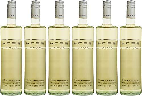 Bree Chardonnay Frankreich IGP 6er Pack (6 x 750 ml)