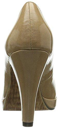 Tamaris 22426, Escarpins femme Beige (Nude Patent 267)