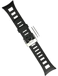 Suunto Quest Black Strap - Correa para reloj, color negro