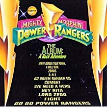 Mighty Morphin Power Rangers - The Album;A Rock Adventure by Original Soundtrack