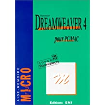 Dreamweaver 4 (PC/mac)