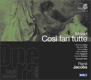 Mozart - Cosi fan tutte [Import anglais]