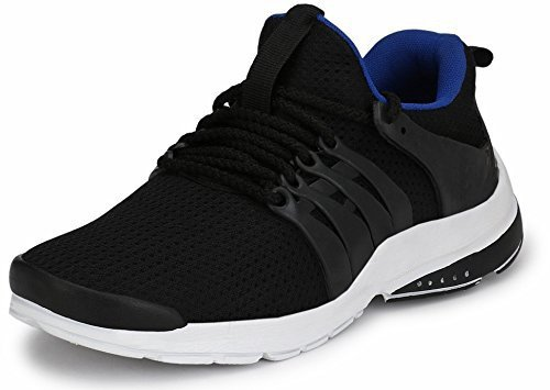 Ethics Men's Running Shoes Blue Black 8 UK/I…, INR 999.00