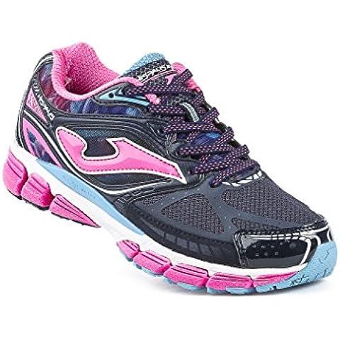 Joma R.hispalis Lady 603 Marino-fucsia - Zapatillas de running Mujer