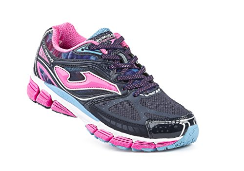 JOMA R.HISPALIS LADY 603 MARINO-FUCSIA - Zapatillas para correr para m