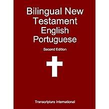 Bilingual New Testament English Portuguese (English Edition)