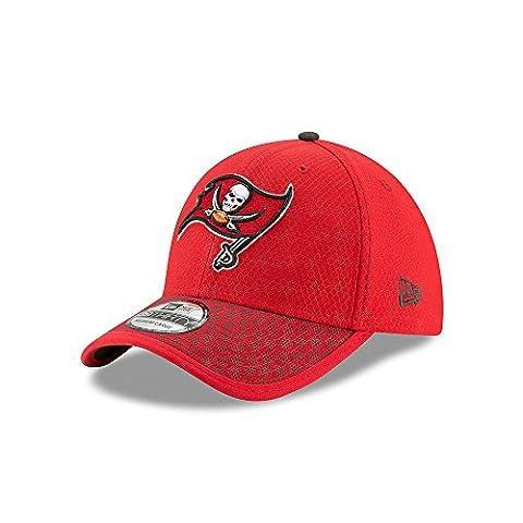 New Era 39Thirty Cap NFL 2017 SIDELINE Tampa Bay Buccaneers
