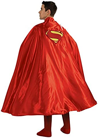 Dorigine Costume Superman - Cape Superman - adulte - Taille