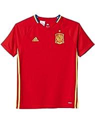 adidas Federación Española de Fútbol Euro 2016  - Camiseta de entrenamiento para niño