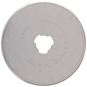 611372 - Ersatzklinge für Rollschneider 45 mm