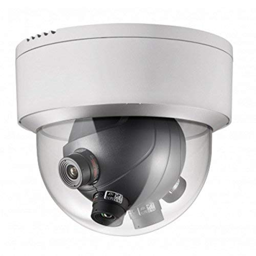 Hikvision Panovu Ds-2Cd6986F-5Mm Panoramic Dome Camera 3D 180° Horizontal View