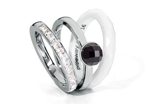 Brosway - Composizione 3 anelli TRING ARIETE