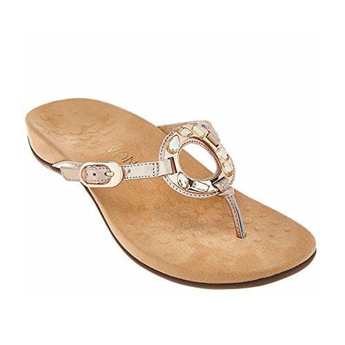Vionic Sandales Pour Femme Doré