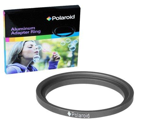Polaroid Step-Down Aluminium Adapter Ring 40,5mm Objektiv bis 37mm Filter Größe