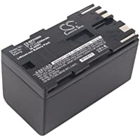 Replacement Battery for Canon BP-955 - ( 5200mAh )