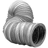 Dmo - Accessoire VMC sanitaire - Gaine VMC diamètre 80mm (longueur 6m) - : 010010