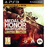 Medal of Honor: Warfighter - Limited Edition [AT-PEGI 100% UNCUT] inkl. Steelbook, DLC Code, Dog Tag und Battlefield 4 Beta