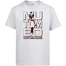 Camiseta Dikembe Mutombo Leyenda del Baloncesto