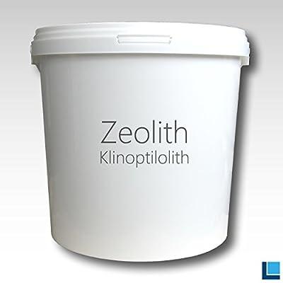 6 kg Zéolite clinoptilolite en poudre 0-20 micron pure sans additifs