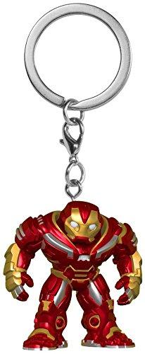 The Avengers Avengers Infinity War - Hulkbuster Keyring