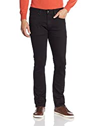 Superdry Mens Slim Fit Jeans (5054265626586_M70003KNF4_34W x 32L_Blue Ink)