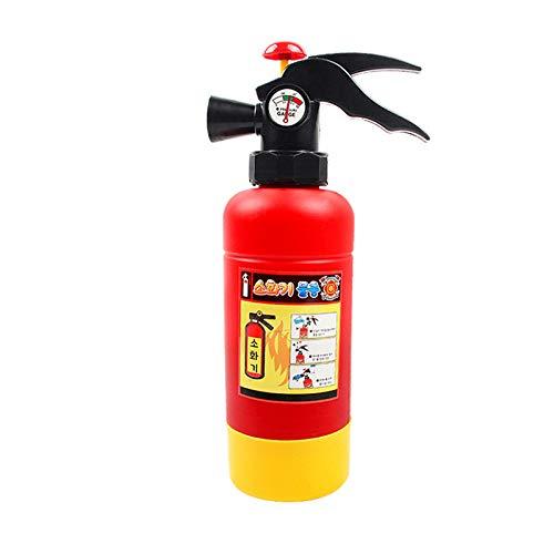 Tragbare Kleine Feuerlöscher Squirter Feuerwehrmann Spielzeug Wasserpistole Spielzeug für Kinder Halloween Feuerwehrmann Kostüm Outdoor und Indoor Spiel Kind Geschenk