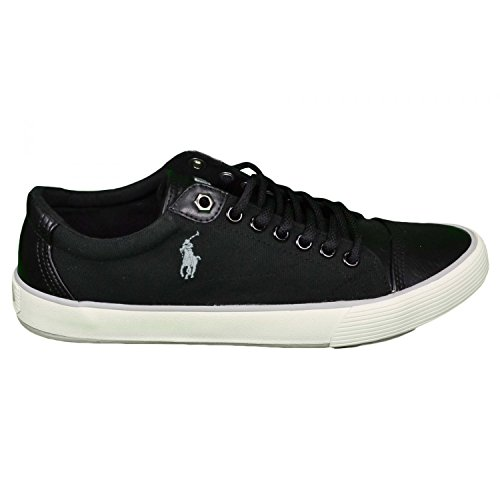 Polo Ralph Lauren Klinger Homme Baskets Mode Noir