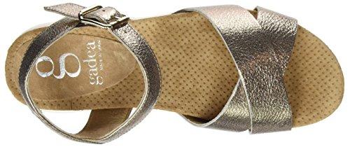Gadea 40708, Scarpe Col Tacco con Cinturino a T Donna Multicolore