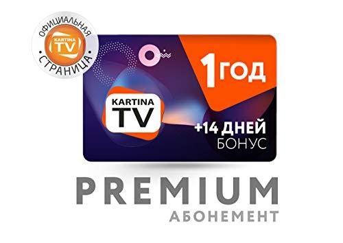 Premium Paket! Kartina TV Russisches Fernsehen 1 Jahr ABO +14 Tage gratis!!! Offizieler Shop von Kartina.TV!!!