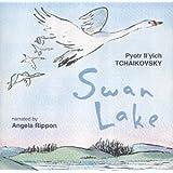 Tchaikovsky: Swan Lake [Angela Rippon] [Naxos Children's Classics]