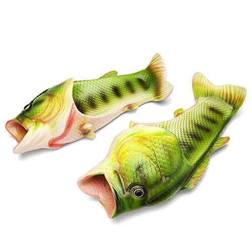 Tukistore Zapatillas Pescado Estilo Animales Suaves