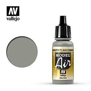 Vallejo Model Air 17ml - US Grey Light 71045