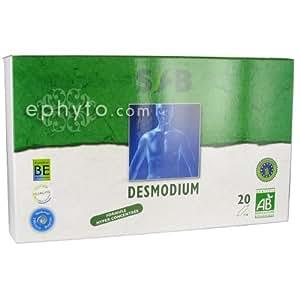 Sfb laboratoires - Desmodium fort bio - 20 ampoules - Pour soutenir votre sphère hépatique