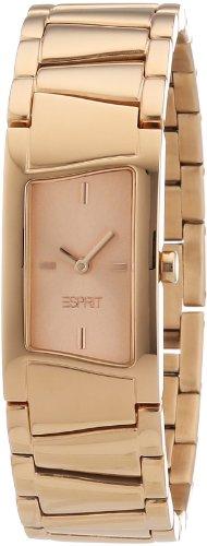 Esprit Damen-Armbanduhr Fancy Deco Rose Analog Quarz ES106072003